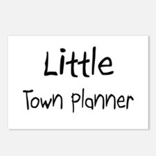 Little Town Planner Postcards (Package of 8)