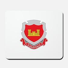 ENGINEERS-CORPS-INSIGNIA Mousepad
