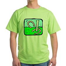 Horseshoe Pitching T-Shirt