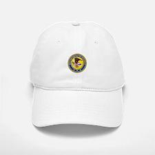 DEPARTMENT-OF-JUSTICE-SEAL Baseball Baseball Cap