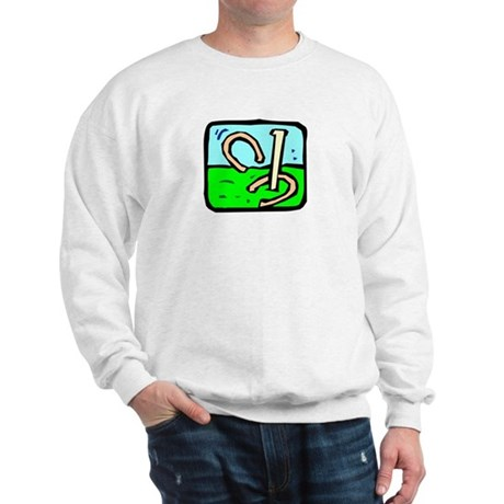 Horseshoe Pitching Sweatshirt