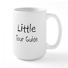 Little Tour Guide Large Mug