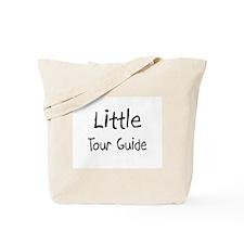 Little Tour Guide Tote Bag