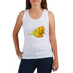 Tropical Fish Women's Tank Top