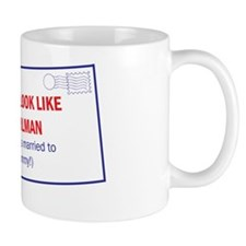 Mailman is Daddy Mug