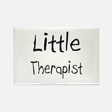 Little Therapist Rectangle Magnet