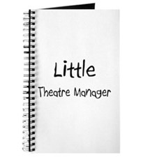 Little Theatre Manager Journal