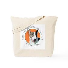 Bull Terrier Tote Bag (2 sided)