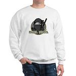 Mona Lisa Ninja Sweatshirt