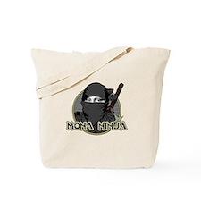 Mona Lisa Ninja Tote Bag