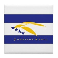 JOHNSTON-ATOLL Tile Coaster