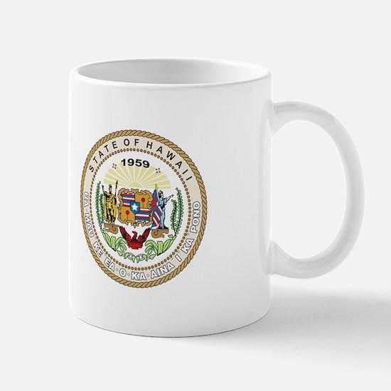 HAWAII-SEAL Mug