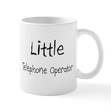 Little Telephone Operator Mug