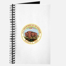 DEPARTMENT-OF-THE-INTERIOR- Journal