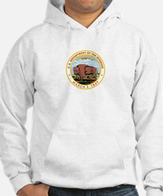 DEPARTMENT-OF-THE-INTERIOR- Hoodie