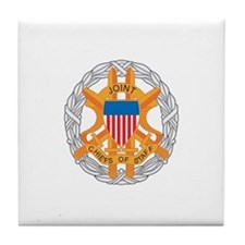 JOINT-CHIEFS-STAFF Tile Coaster