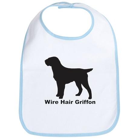WIRE HAIR GRIFFON Bib