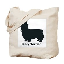 SILKY TERRIER Tote Bag
