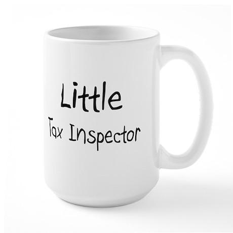 Little Tax Inspector Large Mug