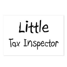 Little Tax Inspector Postcards (Package of 8)