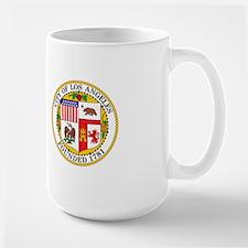 LOS-ANGELES-CITY-SEAL Large Mug