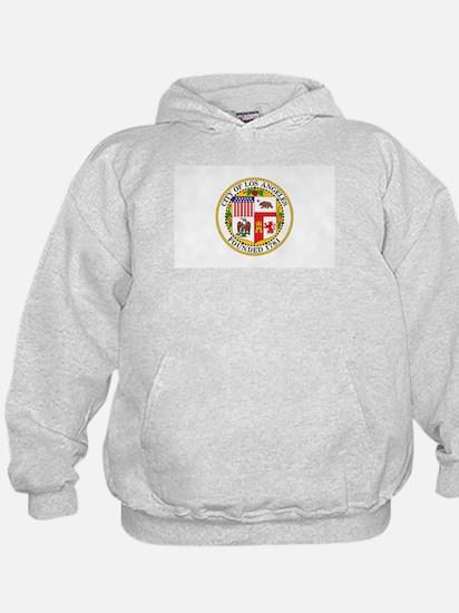 LOS-ANGELES-CITY-SEAL Hoodie