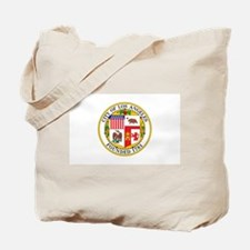 LOS-ANGELES-CITY-SEAL Tote Bag