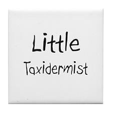 Little Taxidermist Tile Coaster