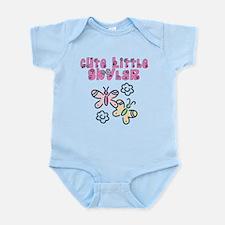 Cute Little Skylar Infant Bodysuit