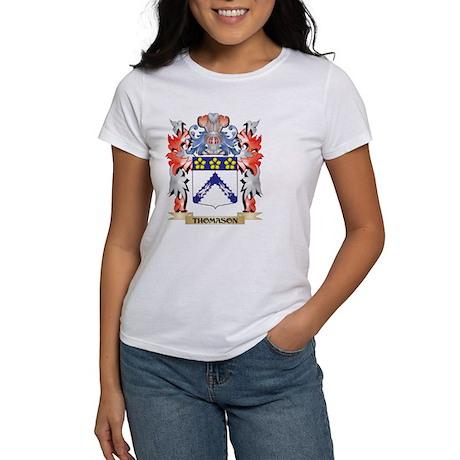 Thomason Coat of Arms - Family Crest T-Shirt