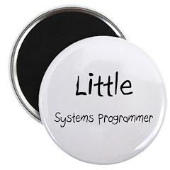 Little Systems Programmer Magnet