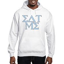 GREEK Letters Hoodie