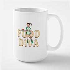 Food Diva Mug