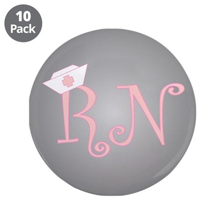 """RN 3.5"""" Button (10 pack)"""