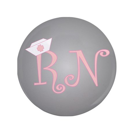"RN 3.5"" Button (100 pack)"