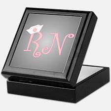RN Keepsake Box
