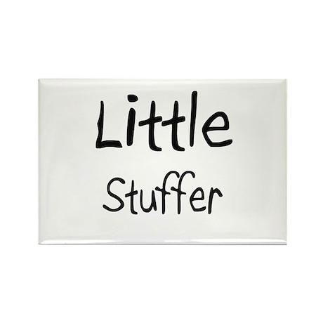 Little Stuffer Rectangle Magnet (10 pack)
