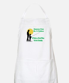 Real Man Daddy BBQ Apron