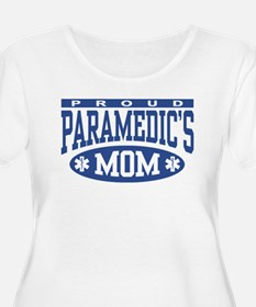 Proud Paramedic's Mom T-Shirt