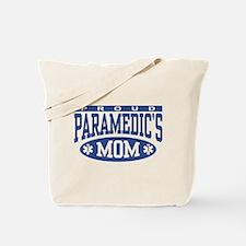 Proud Paramedic's Mom Tote Bag