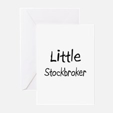 Little Stockbroker Greeting Cards (Pk of 10)
