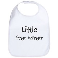 Little Stage Manager Bib