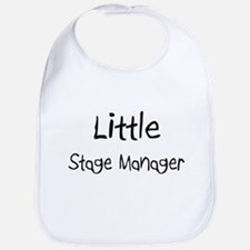 Little Stage Manager Bib