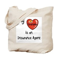 Ins Agent Tote Bag