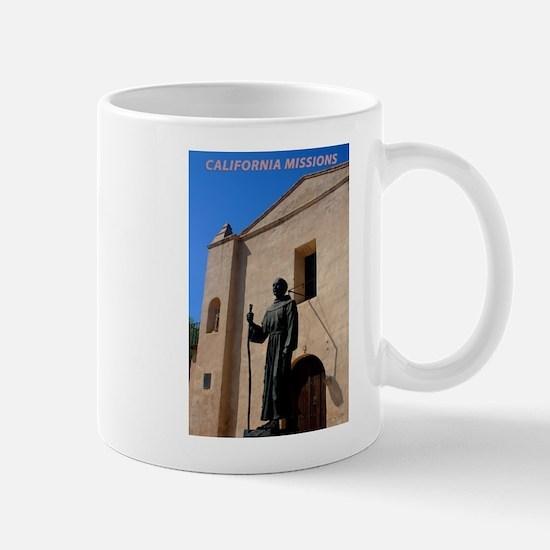 California Missions Mug