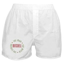 Mitchell Man Myth Legend Boxer Shorts