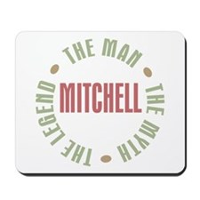 Mitchell Man Myth Legend Mousepad