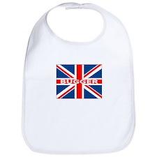 Union Jack British slang Bib