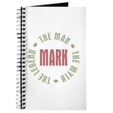 Mark Man Myth Legend Journal