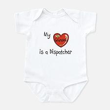 Dispatcher Infant Bodysuit